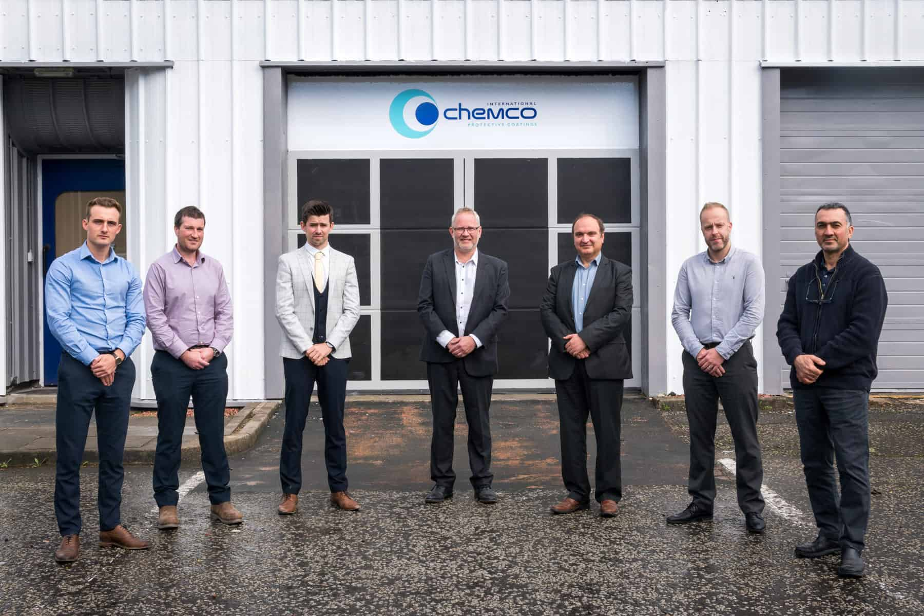 Chemco Management Team